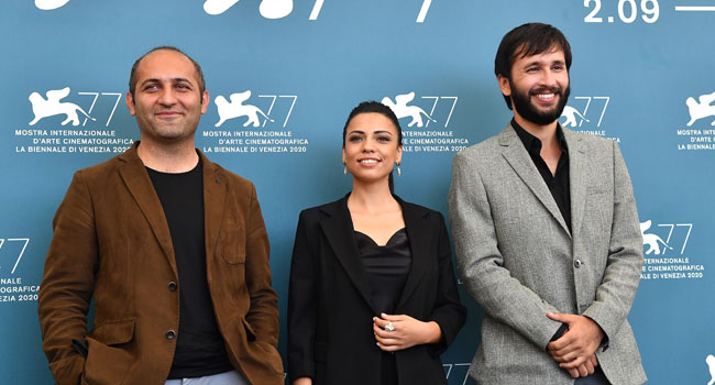 18 Films Chasing Top Prize At Venice Film Festival