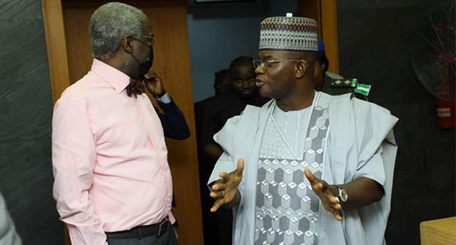 Tanker Explosion: Governor Bello Seeks FG's Urgent Attention On Federal Roads In Kogi