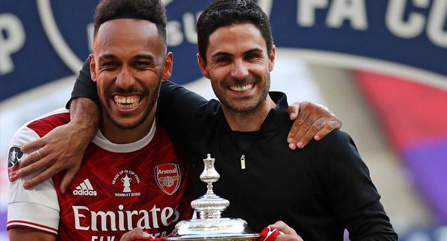 Aubameyang Deal Shows Arsenal Are Among European Giants, Arteta Says