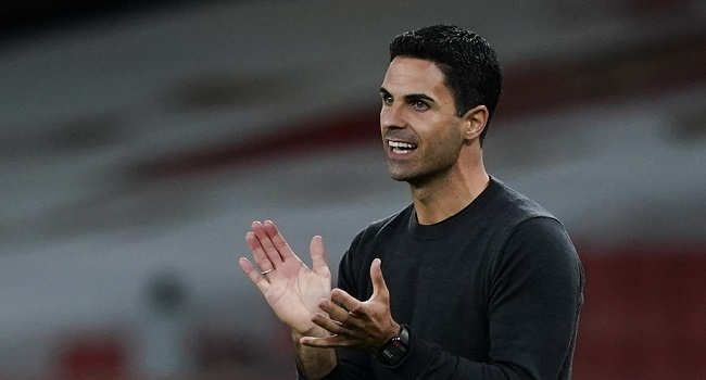 We Are Ready To Face Liverpool- Arteta