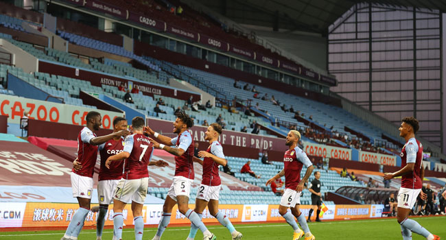 Aston Villa Suffer COVID-19 Outbreak As Concerns Grow For Premier League Season