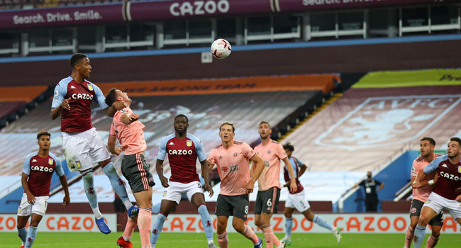 Martinez's Penalty Heroics Sees Aston Villa Begin League On Winning Note