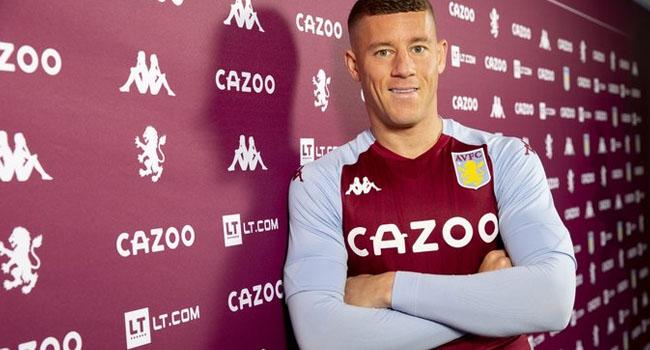 Aston Villa Sign Chelsea's Barkley On Loan