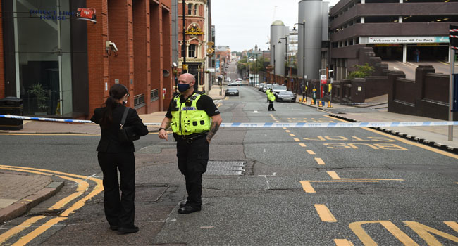 Several Stabbed In Birmingham 'Major Incident,' Says UK Police