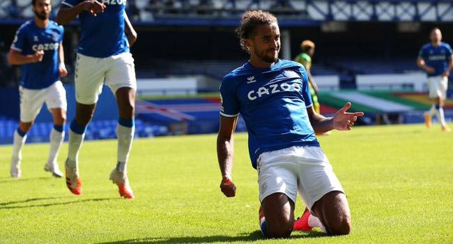 Iwobi Features, Calvert-Lewin Nets Hat-Trick As Everton Wallop West Brom