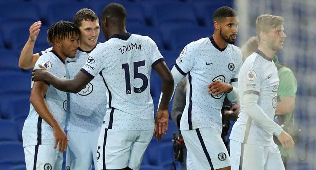Big-Spending Chelsea Whip Brighton To Begin New Season