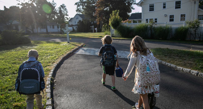 Nearly 280,000 US Schoolchildren Have Contracted Coronavirus – Study