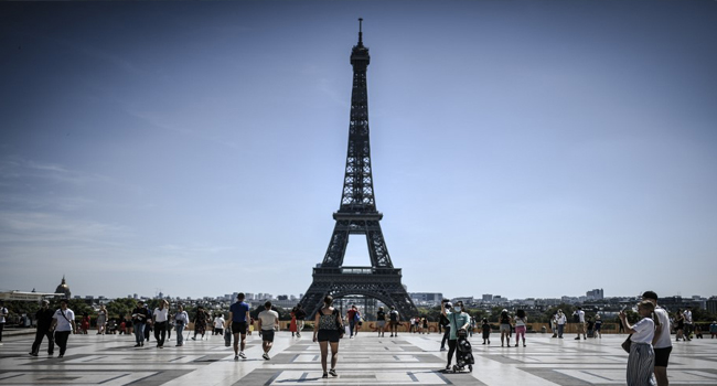 Eiffel Tower Evacuated For 2 hours After Bomb Threat