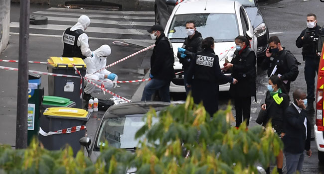 Charlie Hebdo Trial Suspended After Primary Suspect Tests Positive For COVID-19