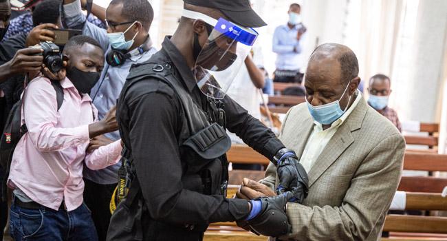 Hotel Rwanda 'Hero' Refuses Trial, Star US Witness Takes Stand