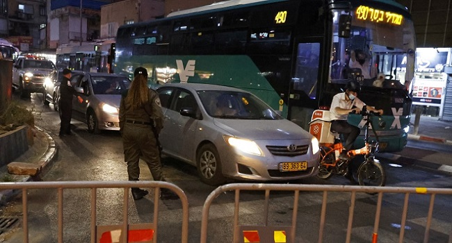 Israeli Minister Quits Over COVID-19 Lockdown Plans