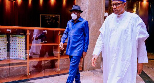 Jonathan Visits Buhari Over Mali Crisis As ECOWAS Deliberate On Next Step
