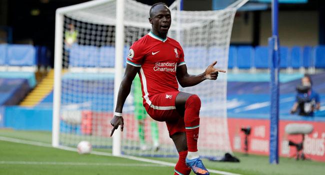 Mane's Brace Sinks Chelsea At Stamford Bridge