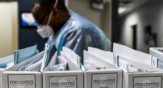 Moderna Shares COVID-19 Vaccine Trial Blueprints, Will Others Follow?