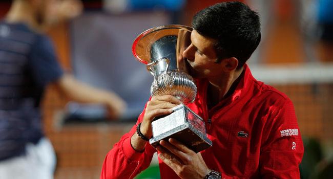 Djokovic Wins Fifth Italian Open Title