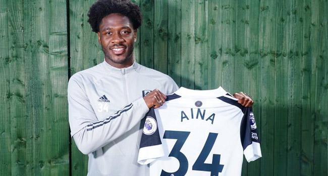 Premiership Side Fulham Sign Super Eagles Star Ola Aina