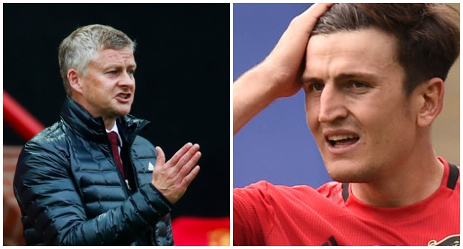 Maguire To Remain Man Utd Captain Despite Court Case – Solskjaer