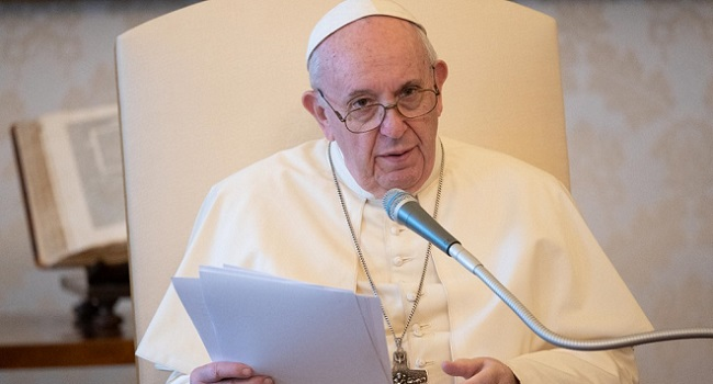 Migration Not A Threat To Christianity – Pope Francis