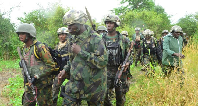 Troops Kill Five Boko Haram Terrorists, Rescue Seven Kidnapped Victims