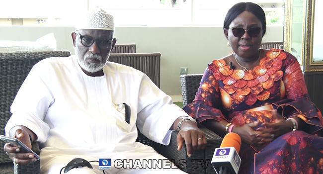 'It Is A Mark Of Desperation,' Akeredolu's Wife Debunks 'Absurd' Fake Video