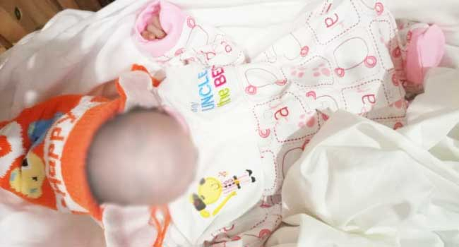 Newborn Baby Found In Anambra Gutter After Downpour