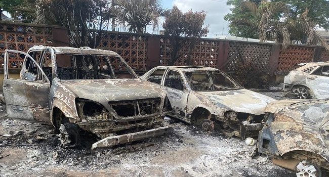 #EndSARS: Senate Urges FG To Give 1% VAT To States Affected By Violence