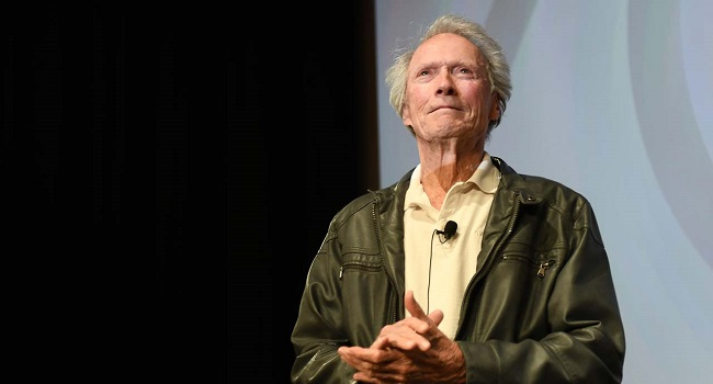 Clint Eastwood Prepares For New Film And Role