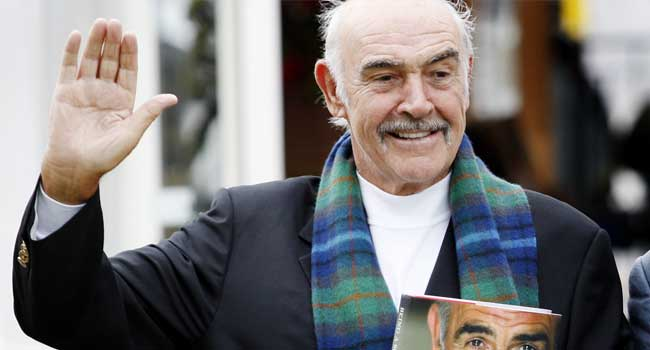 Iconic James Bond Actor, Sean Connery Dies At 90