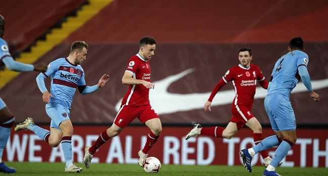 Jota Caps Liverpool Fightback As Man City, Chelsea Win