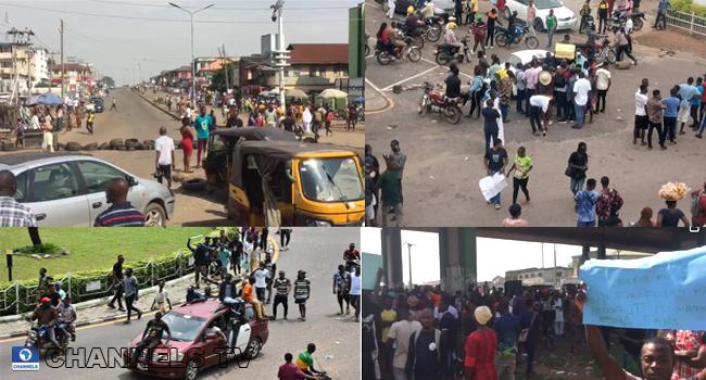 #EndSARS: Govt Secretariat Shut As Protest Hit Multiple Locations In Ibadan