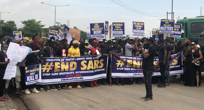 #EndSARS: Kaduna Panel Ends Public Hearing With 69 Petitions