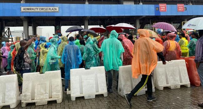 Protests Continue, Nigerians Demand #EndSWAT