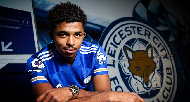 Leicester Sign French Defender Wesley Fofana From St Etienne