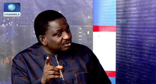 Adesina Defends Buhari's Broadcast, Insists Lekki Shooting Not Omitted In Speech