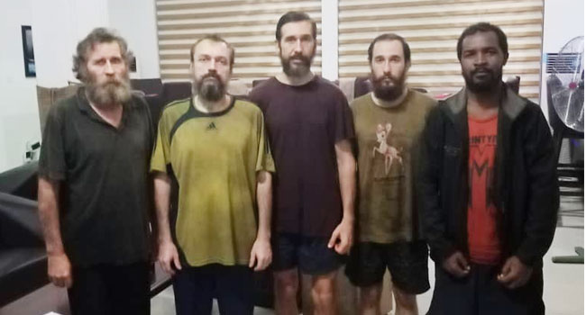 Troops Rescue Five Foreign Expatriates, Recover Stolen Crude Oil