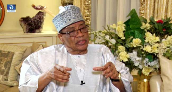 Babangida: Military Started Development, Democracy And Free Market Economy In Nigeria