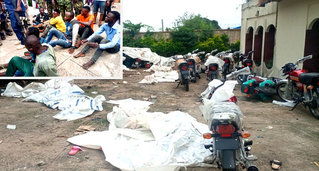 Angry Residents Loot Empowerment Items From Senator's Home In Ibadan, Five Arrested