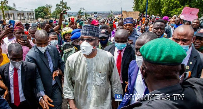 Looting: Politicians Sponsoring Angry Youths To Overthrow Govt – Abdulrasaq