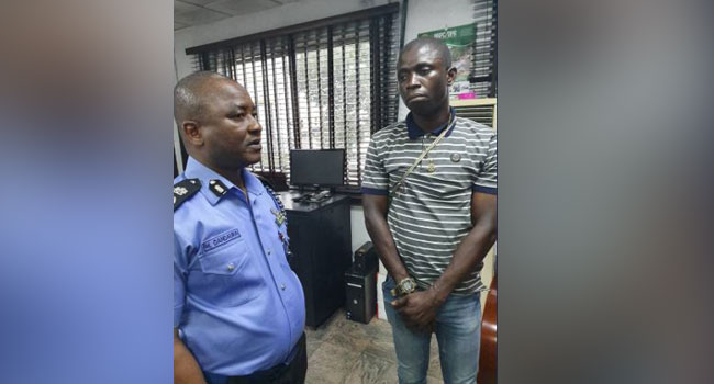 Gracious David-West, Port Harcourt Serial Killer Sentenced To Death By Hanging