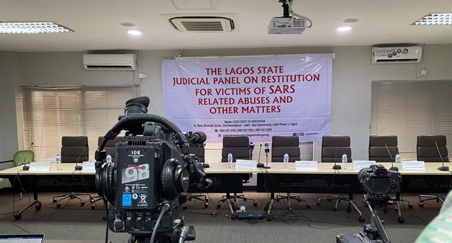 Adegboruwa, Rinu Absent As Lagos Judicial Panel Resumes Sitting