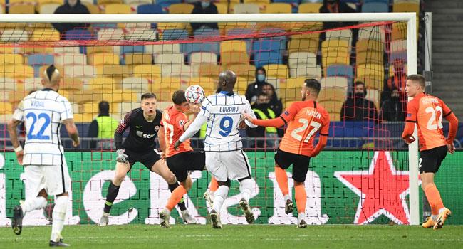 Lukaku, Inter Left Frustrated In Shakhtar Draw