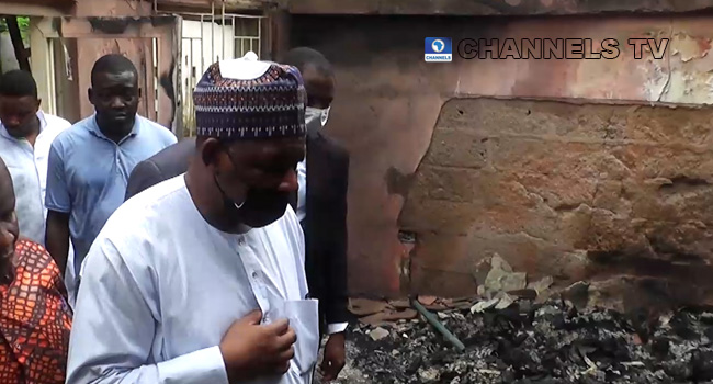 I Am Shocked By The Level Of Destruction, Minister Laments After Inspecting Destroyed Properties In Calabar