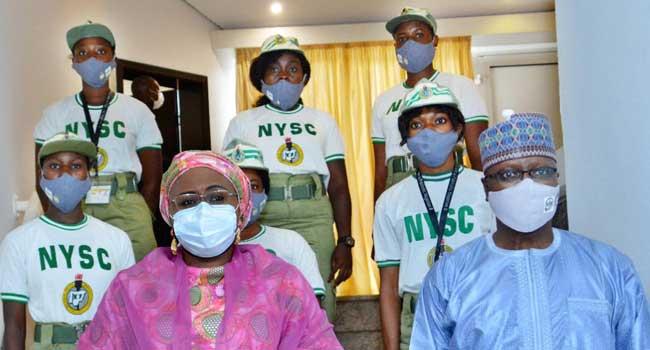 Aisha Buhari Asks Nigerian Youths To Explore Creative Industry