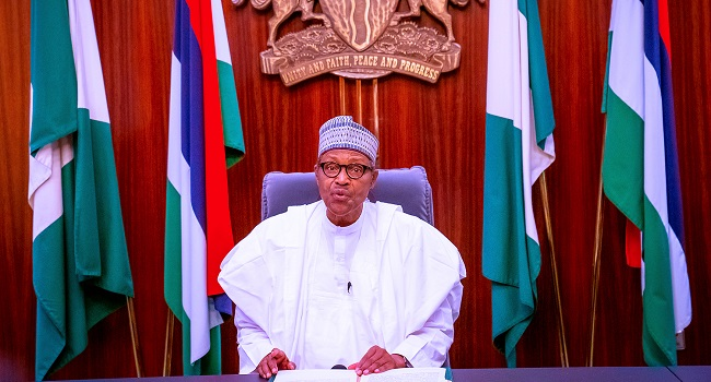 Full Text Of Buhari's Address To Nigerians On The #EndSARS Protests
