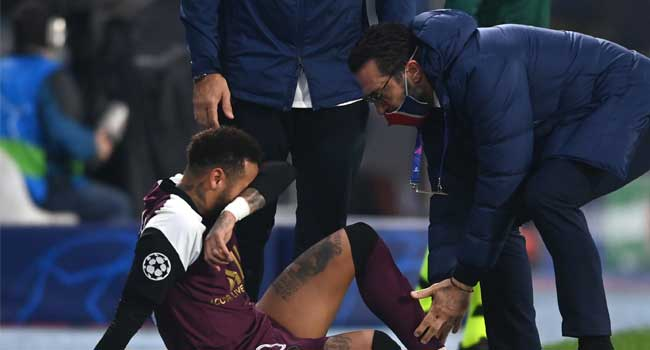Injured Neymar To Return End Of November, Says Tuchel