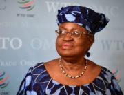 A file photo of former Minister of Finance, Dr Ngozi Okono-Iweala.