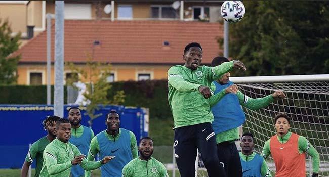 Friendly: Super Eagles Lose 1-0 to African Champions, Algeria