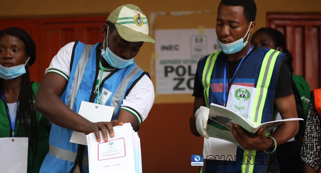 Ondo Election: 75% Of Results Uploaded To Portal, Says INEC
