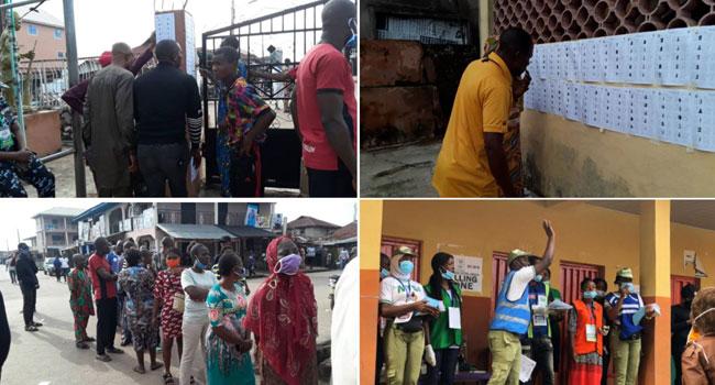 PHOTOS: Ondo Election Gets Underway