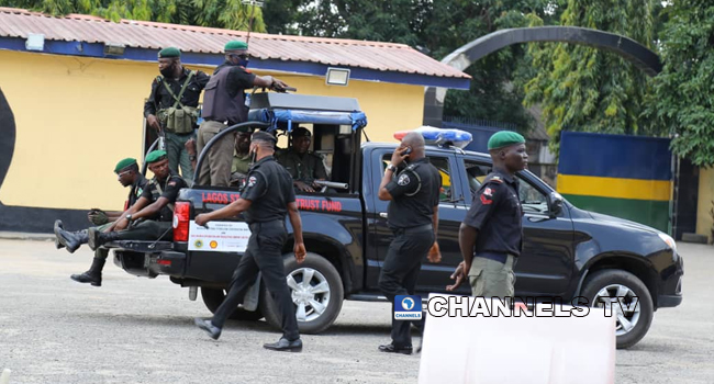 Two Officers Injured, One Missing As Gunmen Attack Another Police Facility In Imo
